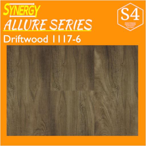 Synergy SPC 1117-6 Driftwood